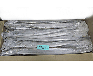 Ribbonfish Whole-packing